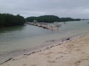 منظر من جزيرة أولونغو – Oolongo